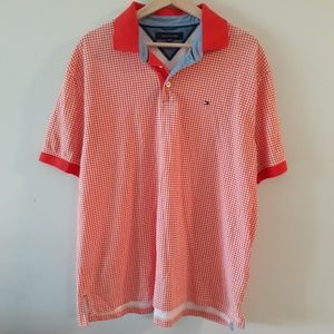 Tommy Hilfiger| Checkered Polo Shirt
